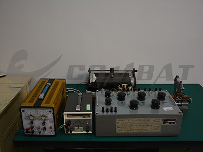 DC Galvanometer Re-shot